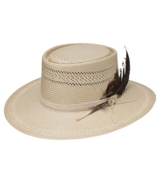 Stetson & Resistol Hats Batterson Straw Hat
