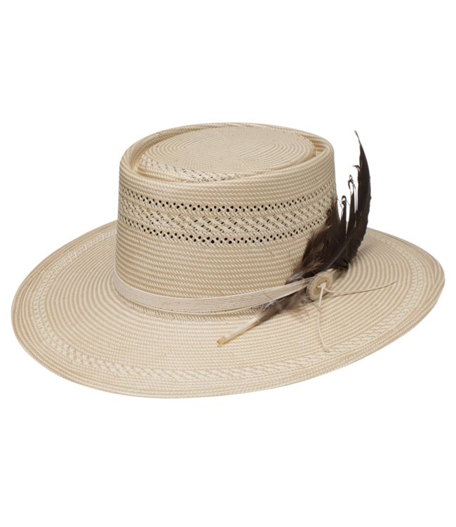 Stetson Batterson Straw Hat Seeker Collection