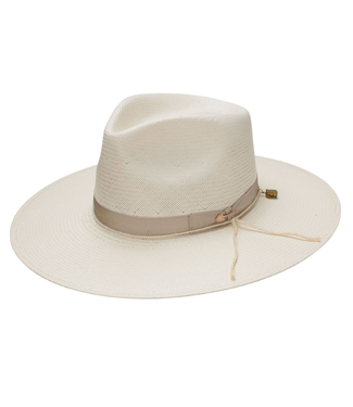 Stetson & Resistol Hats JW Marshall Straw Hat - Size MD