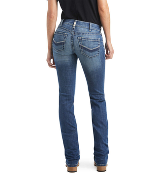 Ariat REAL Perfect Rise Cameryn Straight Jean