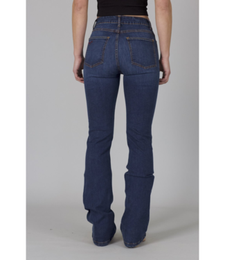 Kimes Ranch Chloe Mid Rise Boot Cut Jean