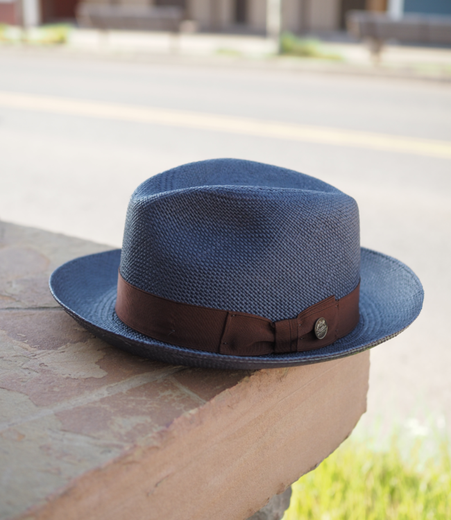 Stetson The Moor Panama Hat  Seeker Collection