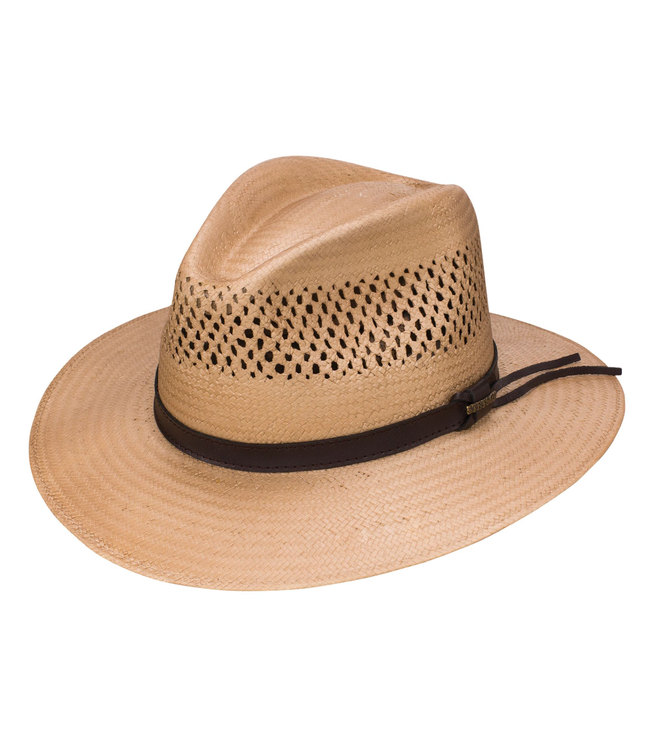Stetson Peak View Shantung Hat Outdoor Collection