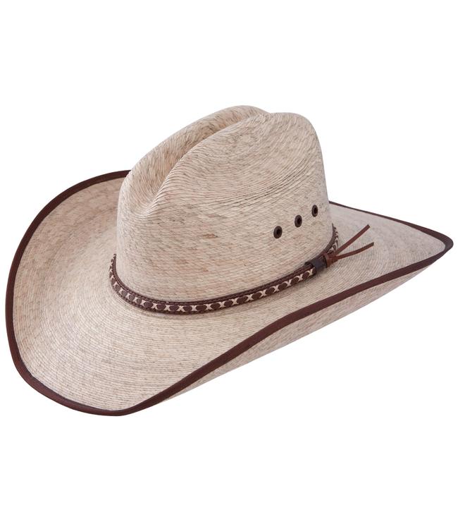 Resistol Hicktown Palm Hat Jason Aldean Collection