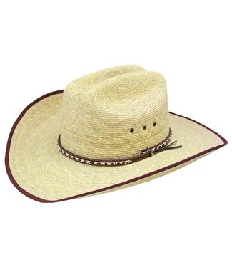 Stetson & Resistol Hats Brush Hog Jr Palm Hat: OSFM