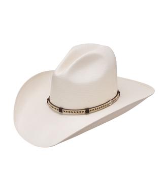 Stetson & Resistol Hats Centennial 8X Straw Hat
