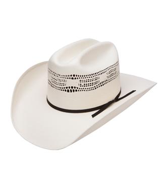 Stetson & Resistol Hats Youth Denison Jr 7X Straw Hat: OSFM