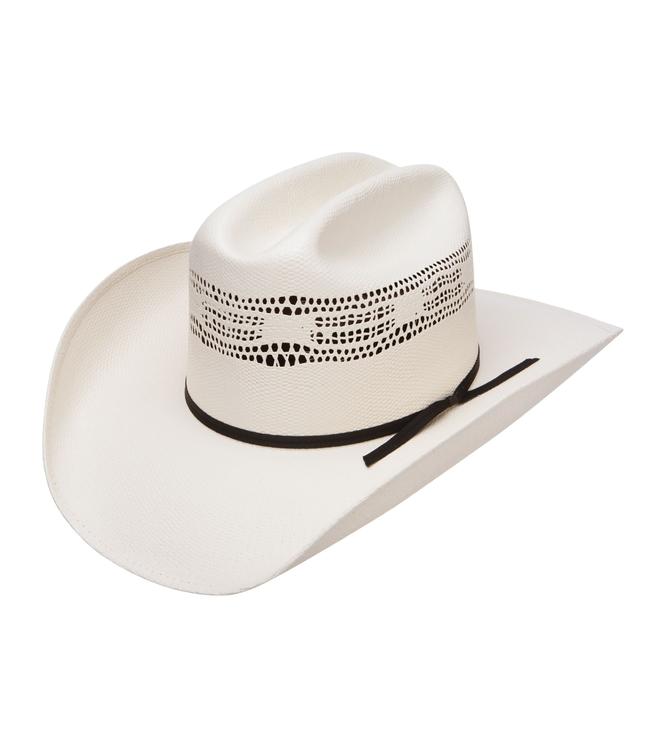Resistol Youth Denison Jr 7X Straw Hat: OSFM