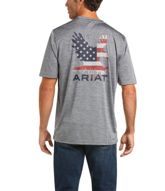 Ariat Charger Graphic Eagle Tee