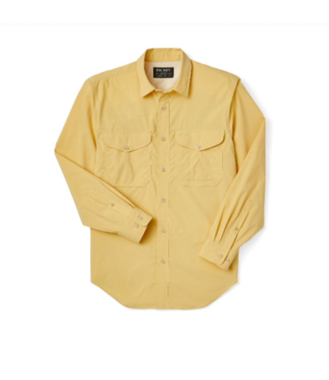 Filson Twin Lakes Plaid Sport Shirt