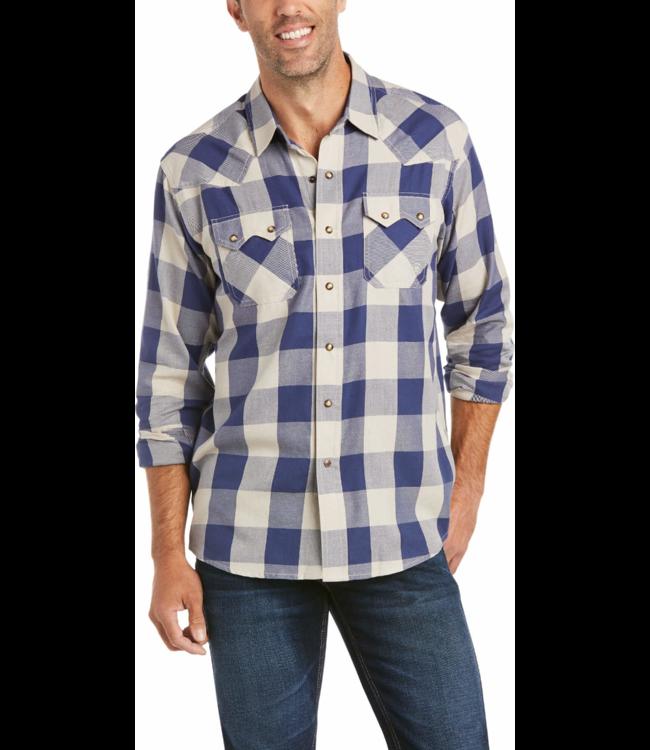 Ariat Avondale Retro Check Shirt