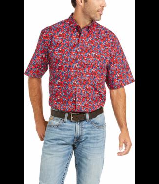 Ariat Baxter Print Shirt