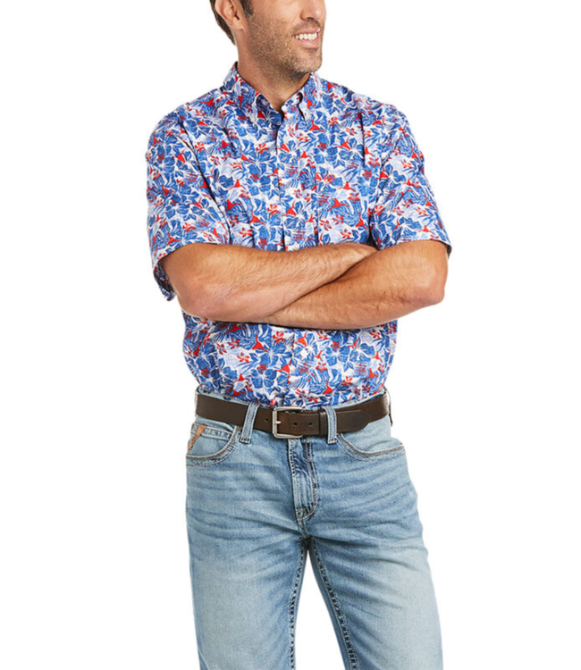 Ariat Bali Print Shirt