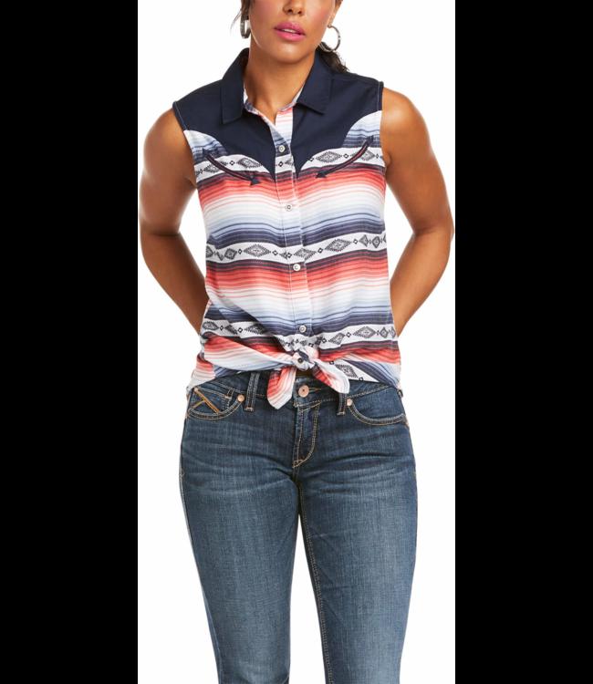Ariat Summer Solstice Print Shirt