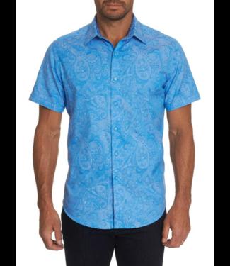 Robert Graham Andretti Print Shirt