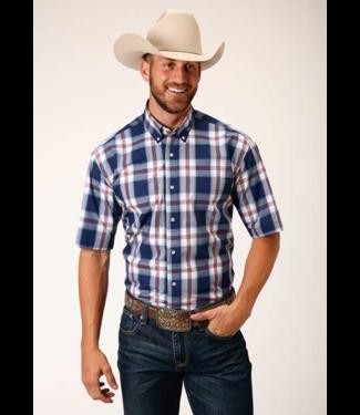 Stetson & Roper Apparel Roper Plaid Shirt