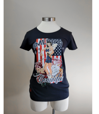 Rodeo Quincy America The Beautiful Tee