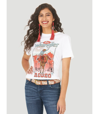 Wrangler Rodeo Relaxed Poster Graphic Tee