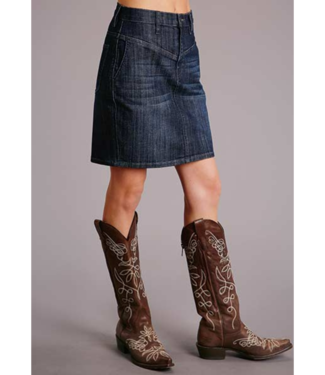 Stetson & Roper Apparel Stetson Denim Skirt