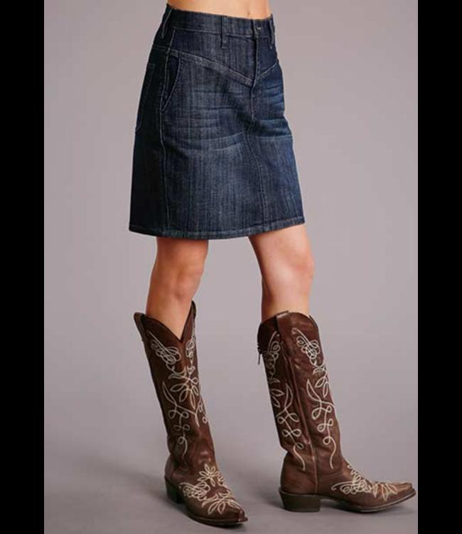 Stetson Denim Skirt
