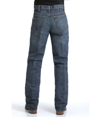 Cinch White Label Relaxed Straight Leg Jeans