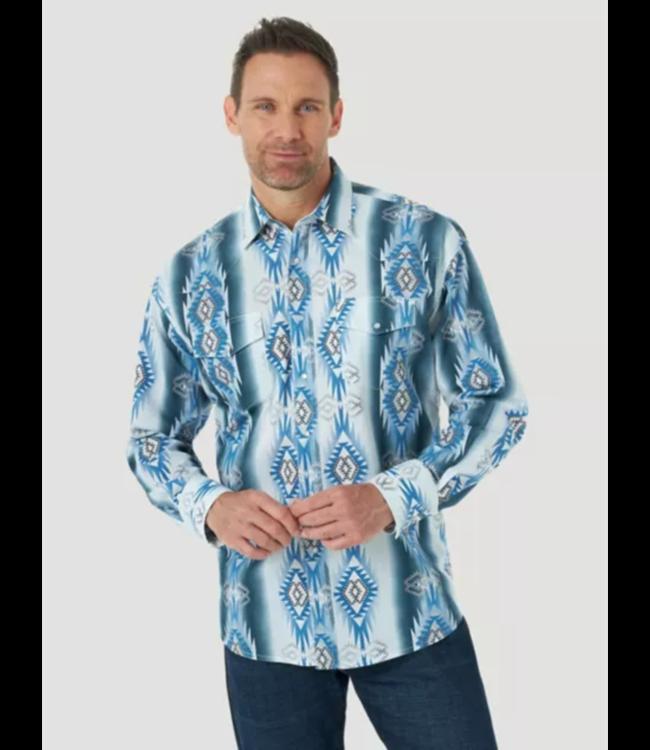 Wrangler Checotah Print Shirt