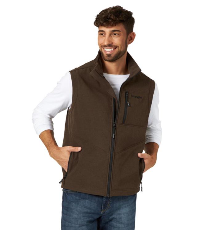 Wranlger Trail Conceal Carry Fleece Vest