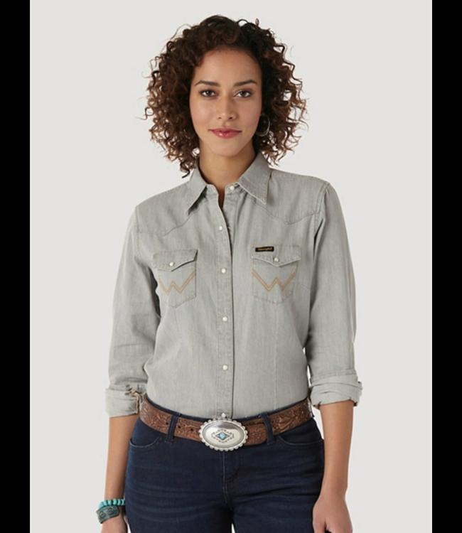Wrangler Western Snap Shirt