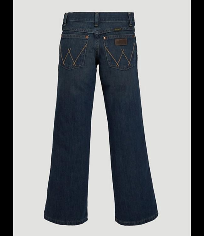 Wrangler Little Boys Retro Relax Mid Boot Jeans