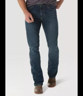 Wrangler Retro Slim Boot Cut Jean, River Wash