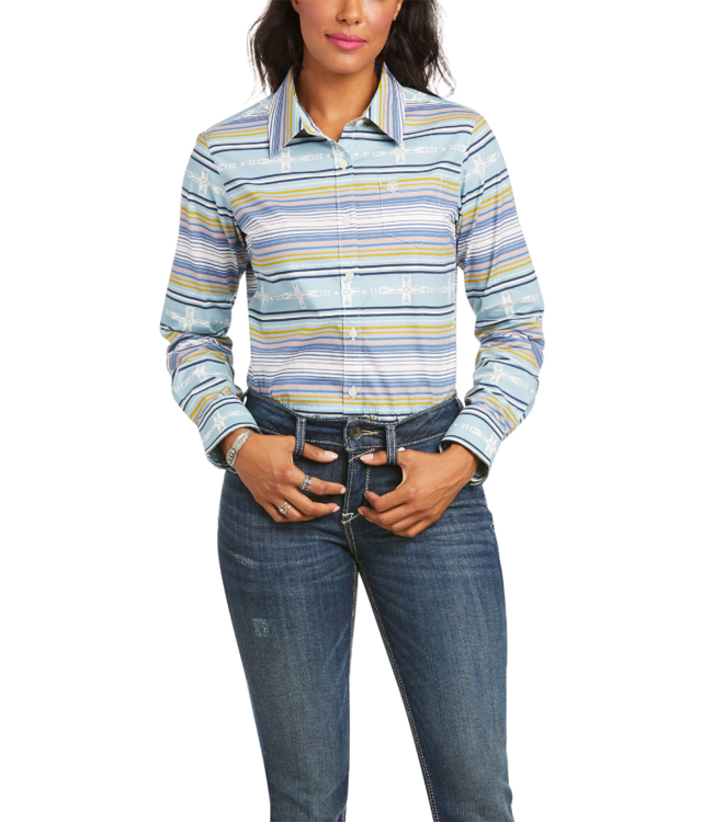 Ariat Kirby Stretch Print Shirt