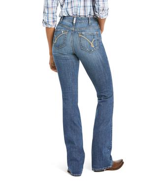 Ariat Rebecca High Rise Boot Cut Jean