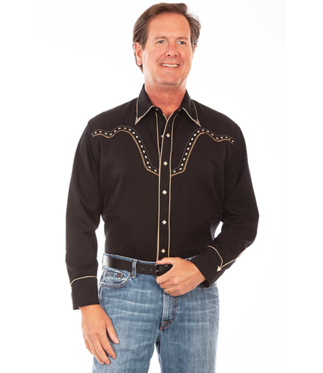 Scully Diamond Shirt