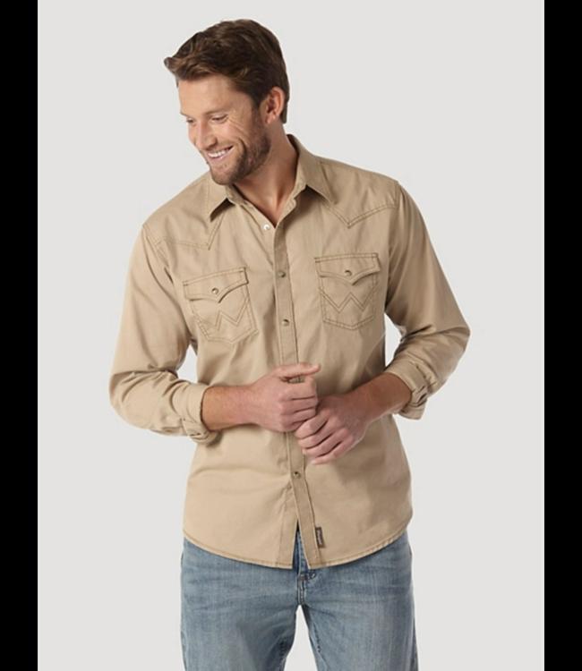 Wrangler Retro Premium Solid Shirt