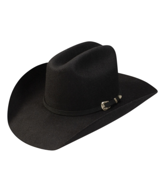 Stetson & Resistol Hats Giddy Up Youth Felt Hat, Black: OSFM