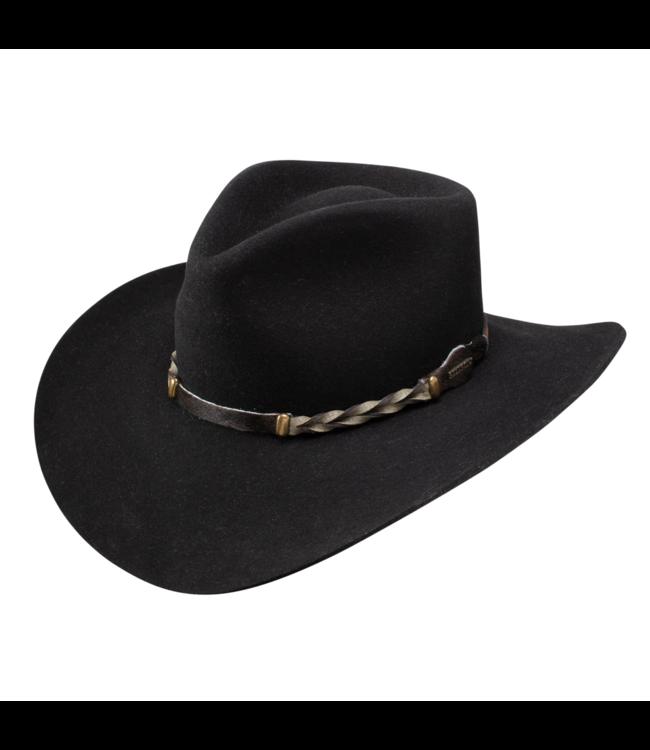 Stetson Buffalo Collection Drifter 4X Felt Hat