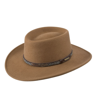 Stetson & Resistol Hats Kelso Crushable Hat