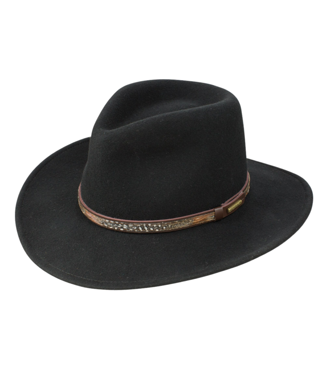 Linwood Wool Crushable Hat