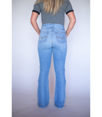 Kimes Ranch Jennifer Sugar Fade High Rise Trouser