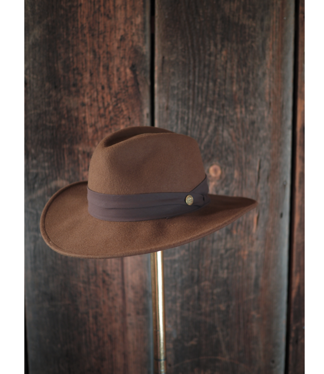 Outdoor Collection Stetson Meridian Crushable Wool Hat