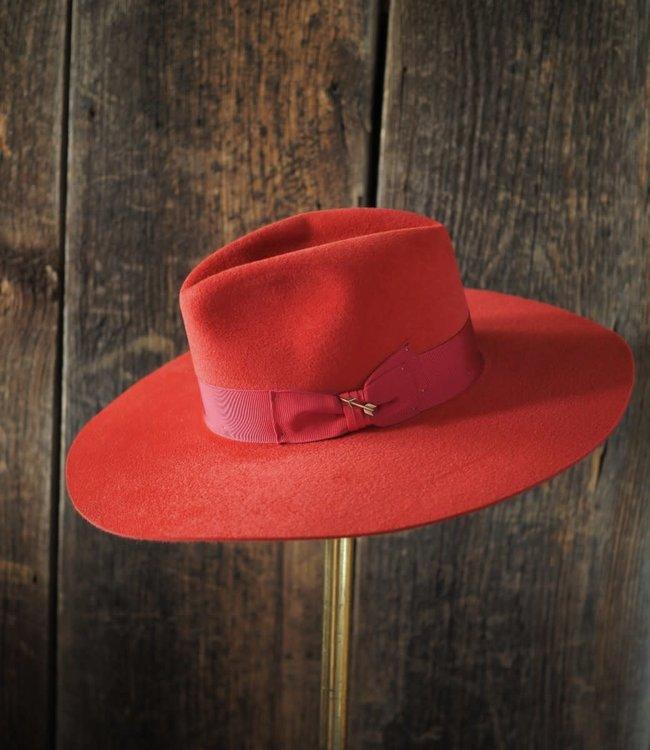 Steson Jordana Velour Hat