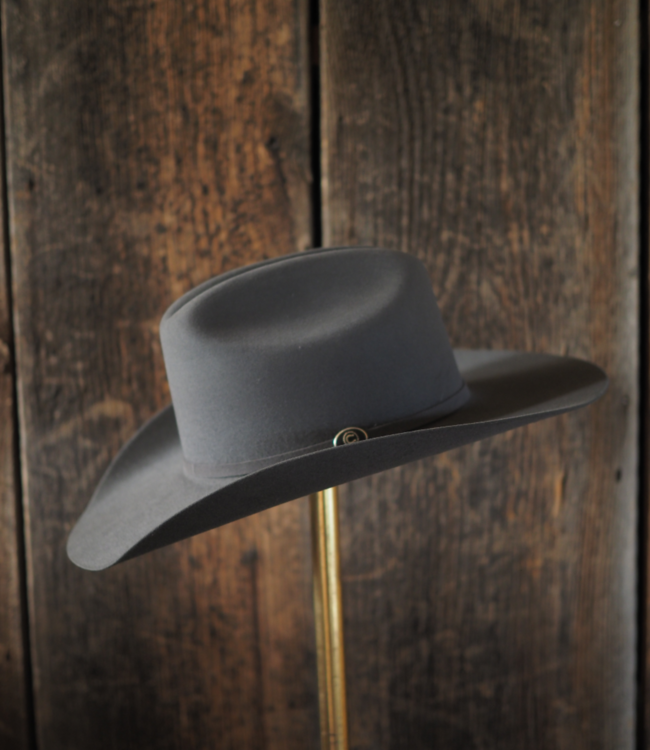 Charlie 1 Horse Cash 6X Felt Hat
