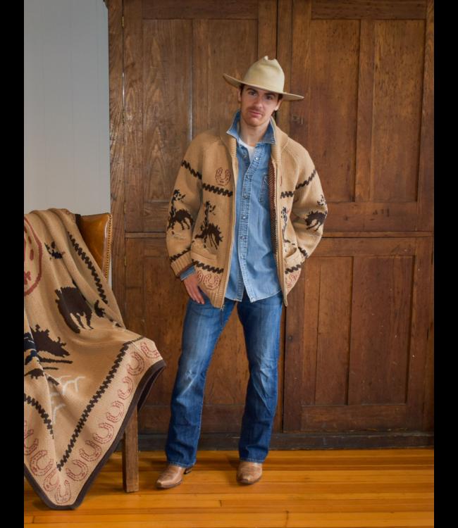 Tasha Polizzi Cowboy Sweater