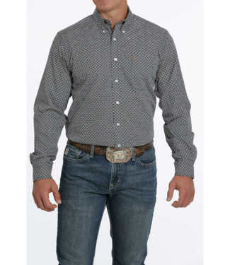 Cinch Modern Fit Print Shirt