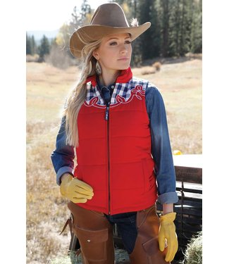 Cinch Quilted Puffer Vest