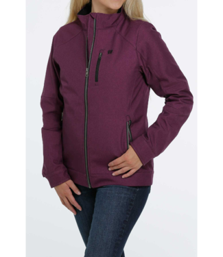 Cinch Textured Bonded Conceal Carry Jacket