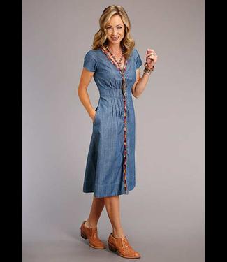 Stetson & Roper Apparel Stetson Tencel Denim Dress