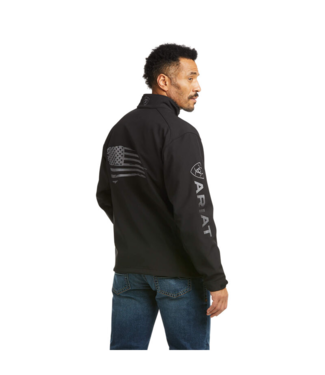 Ariat Logo 2.0 Patriot Conceal Carry Softshell Jacket