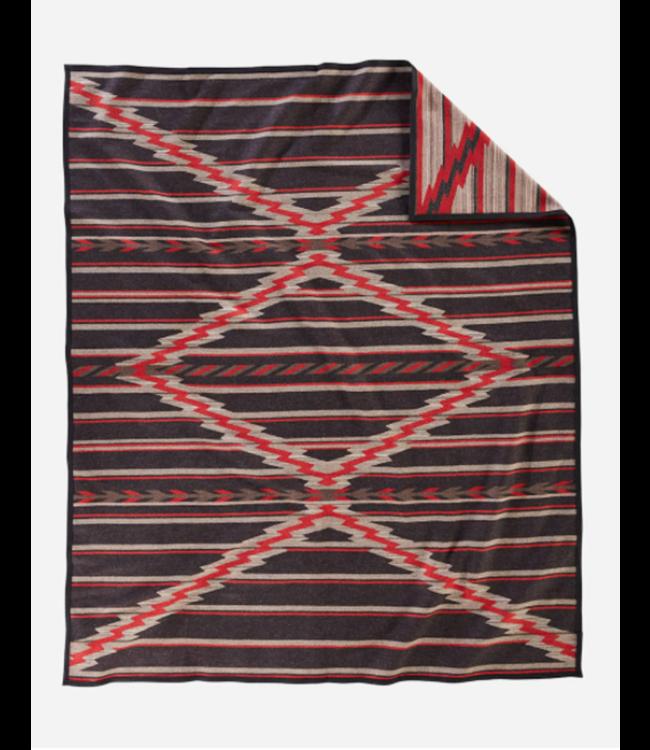 Pendleton Preservation Series Blanket, PS03 Zuni Pueblo Blanket: Robe