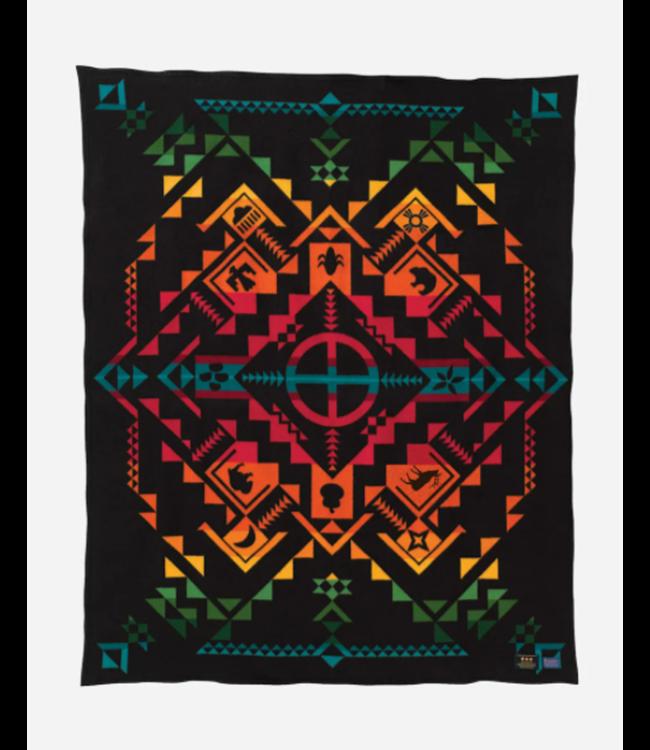 Pendleton Shared Spirits Legendary Blanket: Robe